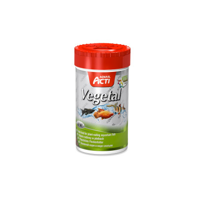 POKARM AQUAEL VEGETAL 250 ML