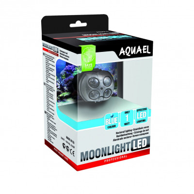 AQUAEL LAMPKA MOONLIGHT LED