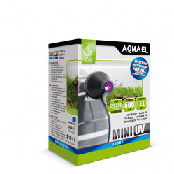 AQUAEL STERYLIZATOR AQUAEL MINI UV