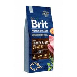 BRIT PREMIUM BY NATURE LIGHT 3 kg
