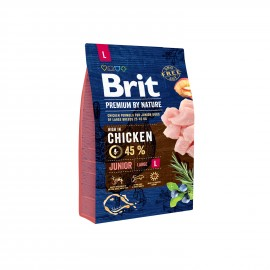 BRIT PREMIUM NY NATURE JUNIOR L 3 kg