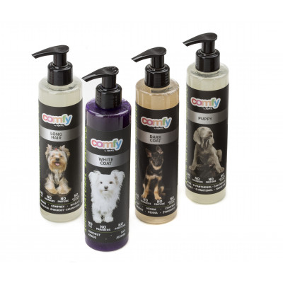 COMFY Naturalny szampon dla SZCZENIAKA 250 ml