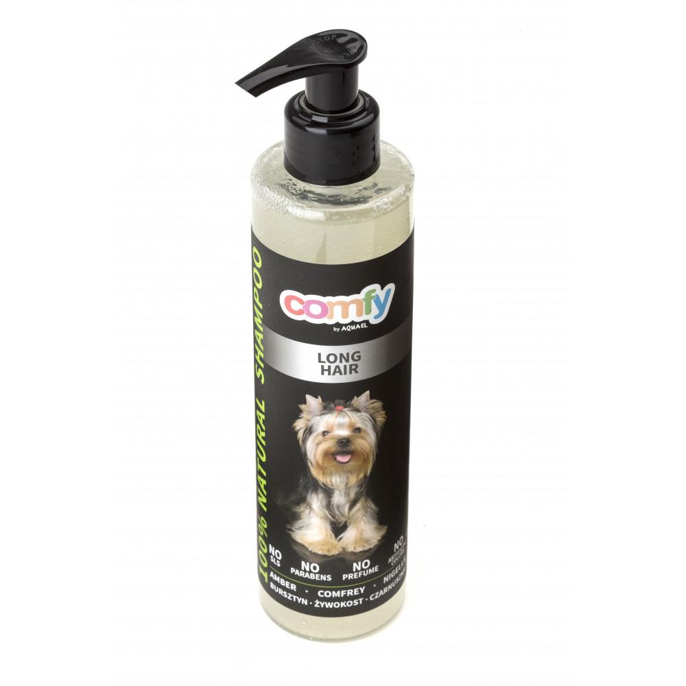 COMFY Naturalny szampon dla psów DŁUGOWŁOSYCH 250 ml