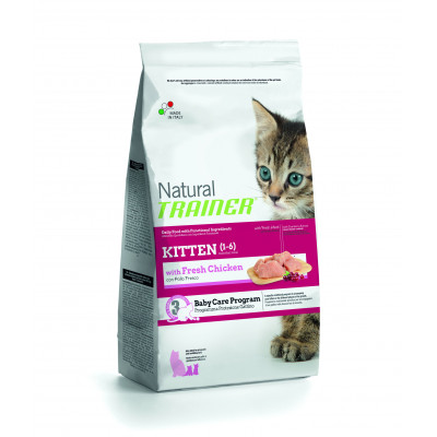 TRAINER NATURAL CAT KITTEN 1,5 KG
