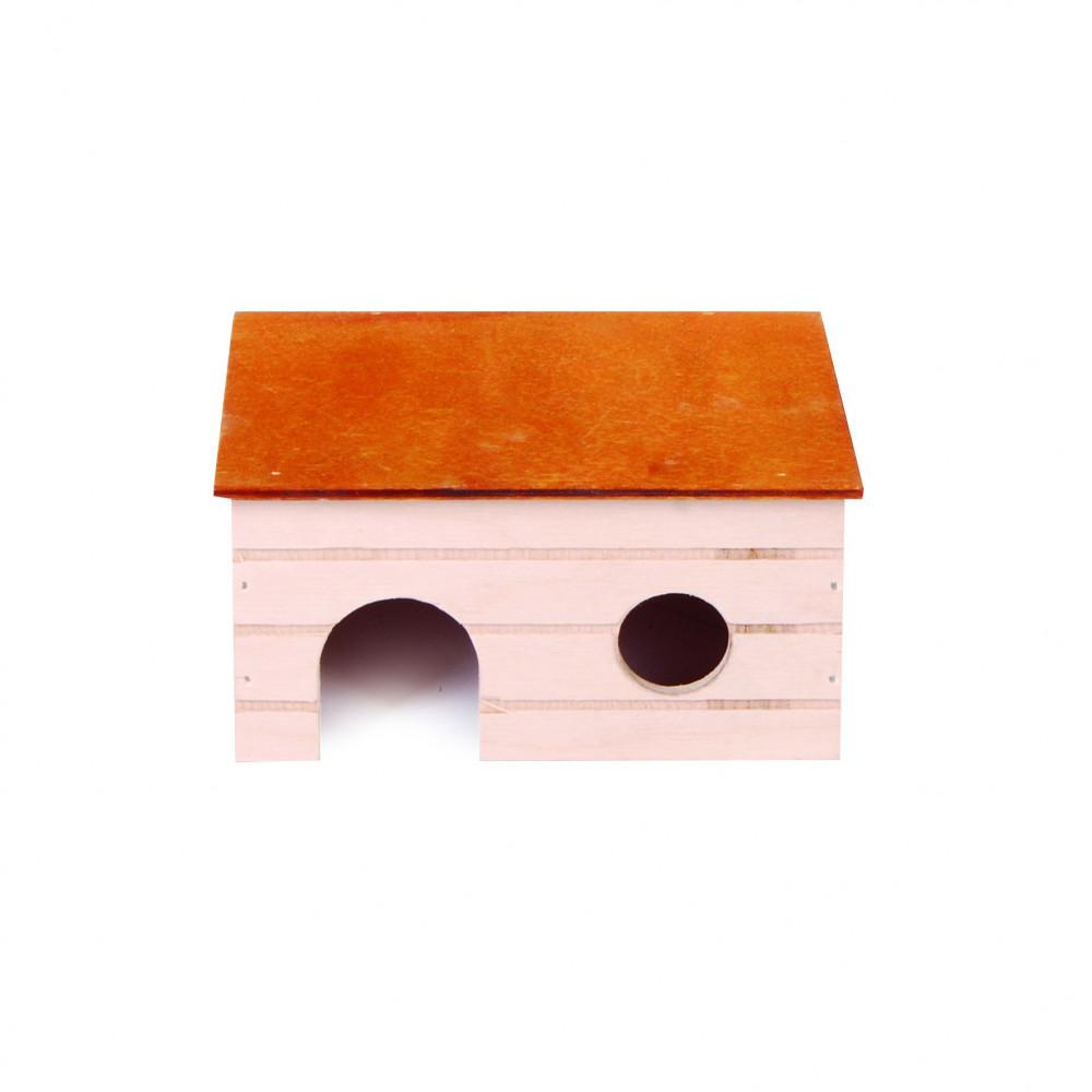 PI Domek z dachem płaskim 1 N