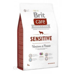 BRIT CARE SENS VENISON & POTATO 3 KG