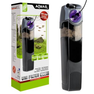 FILTR WEWNĘTRZNY AQUAEL UNI FILTER UV 1000 POWER