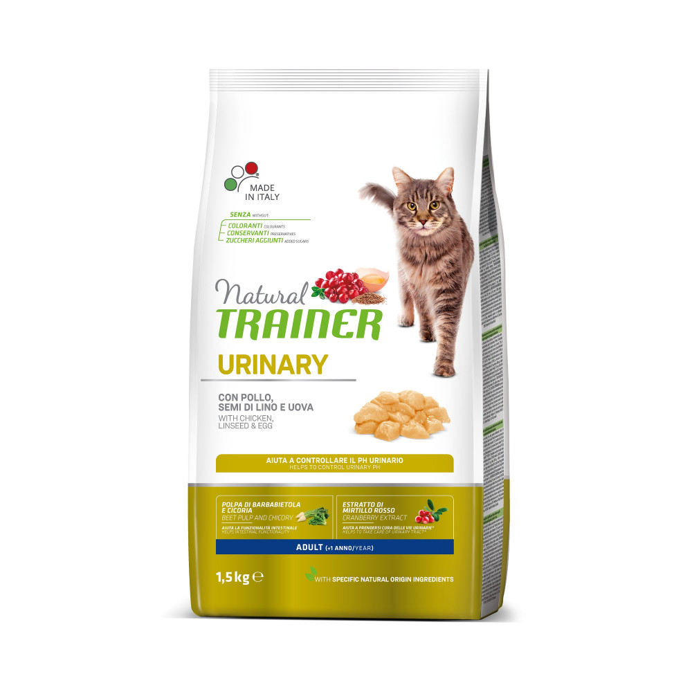TRAINER NATURAL CAT URINARY 1,5 KG