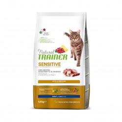 TRAINER NATURAL CAT SENSITIVE 1,5 KG