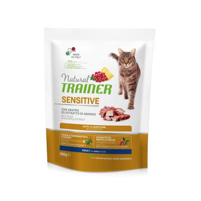 TRAINER NATURAL CAT SENSITIVE 300 G