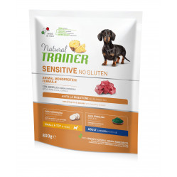 TRAINER SENSITIVE NO GLUTEN ADULT MINI LAMB 800 g