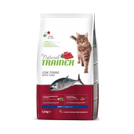 TRAINER NATURAL CAT TUŃCZYK  1,5 KG