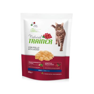 TRAINER NATURAL CAT ADULT FRESH CHICKEN 300 G