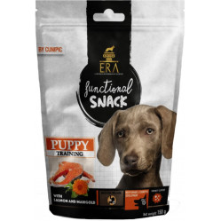 ERA SNACK PUPPY TRAINING ŁOSOŚ & NAGIETEK 150 g