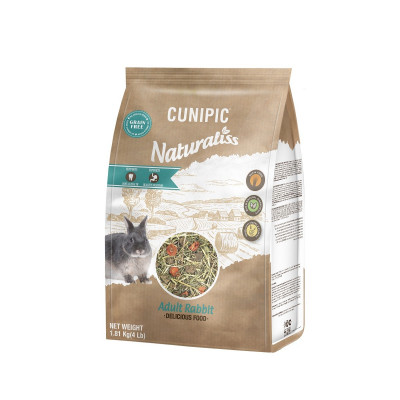 CUNIPIC NATURALISS ADULT RABBIT 1,81 kg