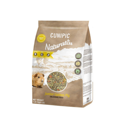 CUNIPIC NATURALISS JUNIOR GUINEA PIG 1,81 kg