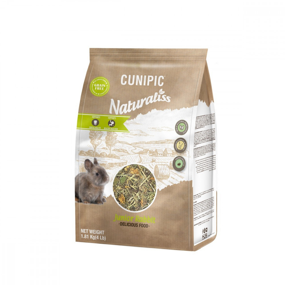 CUNIPIC NATURALISS JUNIOR RABIT 1,81 kg