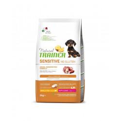 TRAINER SENSITIVE NO GLUTEN PUPPY&JUNIOR MINI DUCK 2 kg