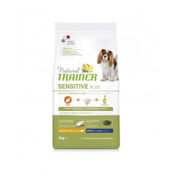 TRAINER SENSITIVE PLUS NO GLUTEN ADULT MINI RABBIT 2 kg