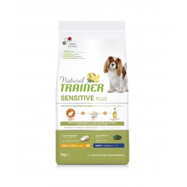 TRAINER SENSITIVE PLUS NO GLUTEN ADULT MINI RABBIT 7 kg