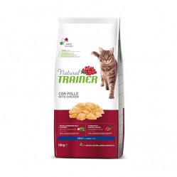 TRAINER NATURAL CAT KURCZAK 10 kg