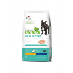 TRAINER IDEAL WEIGHT ADULT MINI WHITE MEAT 2 kg