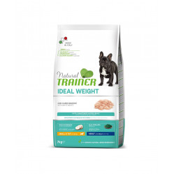 TRAINER IDEAL WEIGHT ADULT MINI WHITE MEAT 7 kg