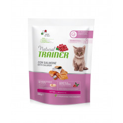 TRAINER NATURAL CAT KITTEN SALMON 300 g