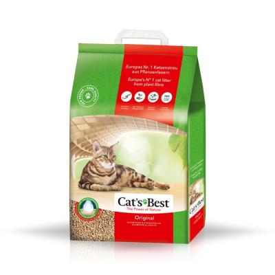 CAT'S BEST EKO PLUS 10L (4,5KG) ZBRYLA.