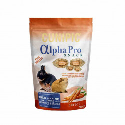 CUNIPIC ALPHA PRO SNACK CARROT 50 G
