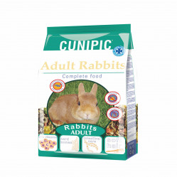 CUNIPIC ADULT RABBIT 3 KG.