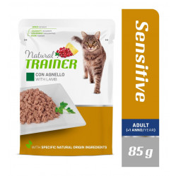 TRAINER CAT SENSITIVE ADULT WITH LAMB 85 g