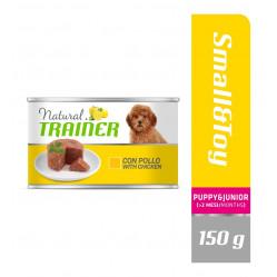 TRAINER DOG MAINTENANCE SMALL&TOY PUPPY&JUNIOR CHICKEN 150 g