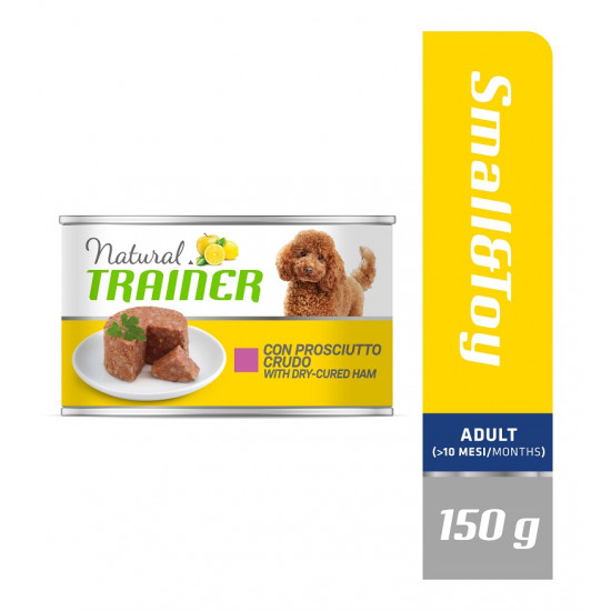 TRAINER DOG MAINTENANCE SMALL&TOY DRY-CURED HAM 150 g