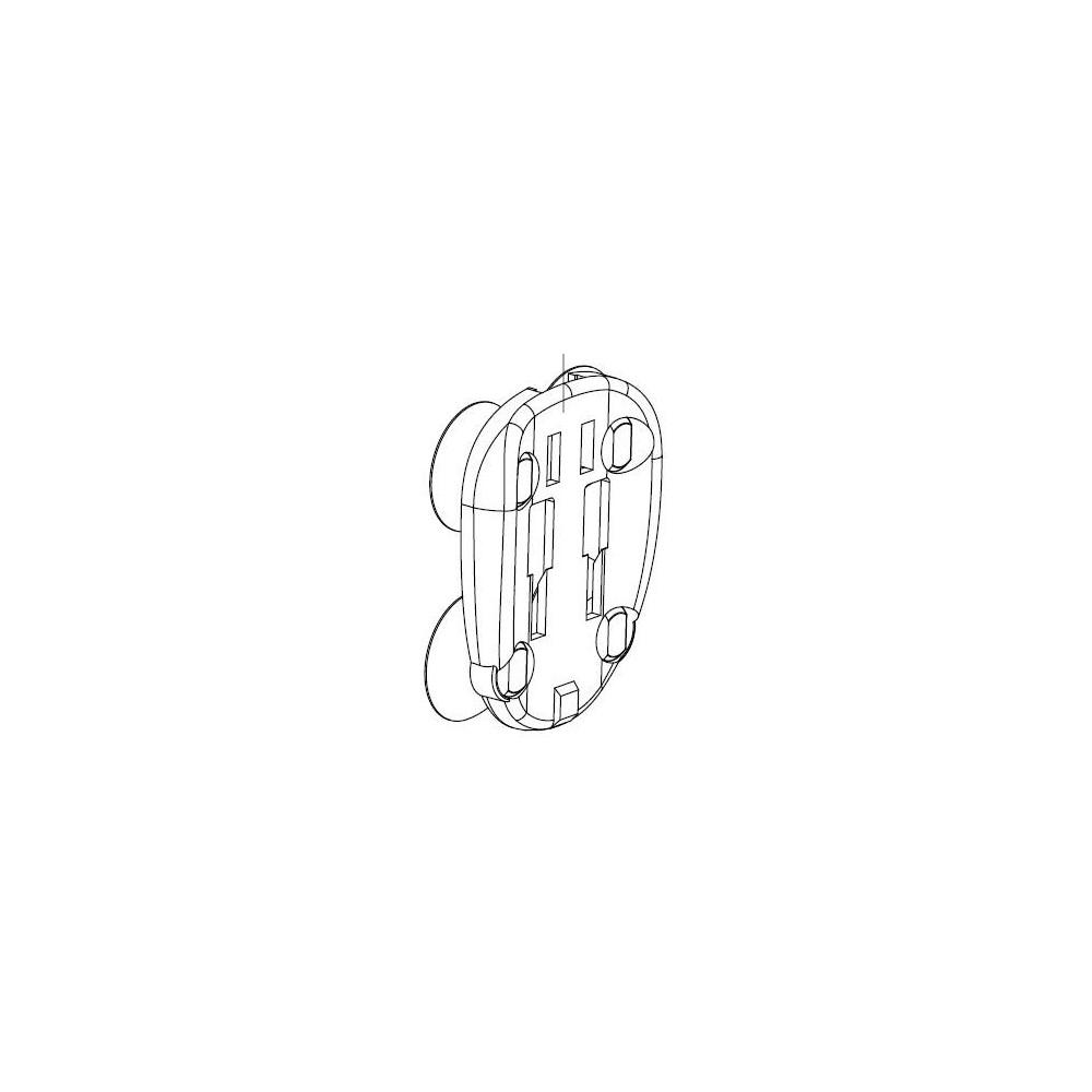 AQUAEL PODSTAWKA 1KOMPLET (FAN-MINI/MIKRO/1)