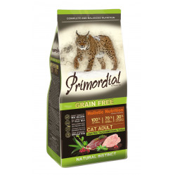 PRIMORDIAL CAT ADULT DUCK&TURKEY 400 g