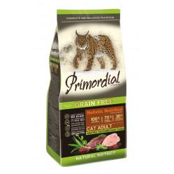 PRIMORDIAL CAT ADULT DUCK&TURKEY 400 g