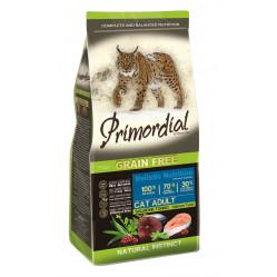 PRIMORDIAL CAT ADULT SALMON&TUNA 400 g