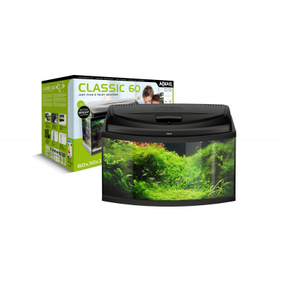 ZESTAW AKWARIOWY CLASSIC BOX 60 PAP LT