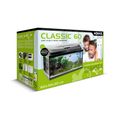 ZESTAW AKWARIOWY CLASSIC BOX 60 PAO LT
