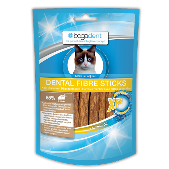 BOGADENT DENTAL FIBRE STICKS KOT 50G