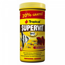 TROPICAL SUPERVIT 1000ML/200G