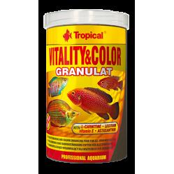 TROPICAL VITALITY&COLOR GRANULAT 250ML/138G