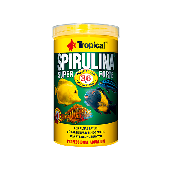 TROPICAL SUPER SPIRULINA FORTE 36% 250ML/50G
