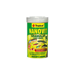 TROPICAL NANOVIT GRANULAT 100ML/70G