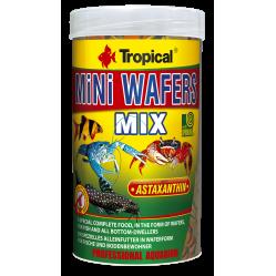 TROPICAL MINI WAFERS MIX 250ML/138G