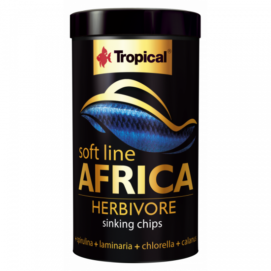 TROPICAL SOFT LINE AFRICA HERBIVORE SIZE M 250ML/130G