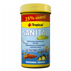 TROPICAL SANITAL + ALOEVERA 500ML/600G