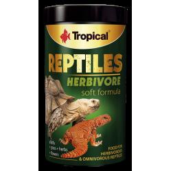 TROPICAL REPTILES HERBIVORE SOFT 250ML/65G