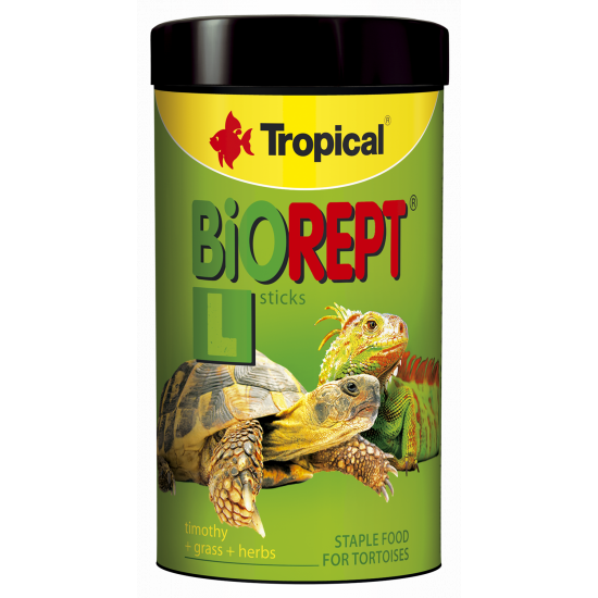 TROPICAL BIOREPT L. 250ML/70G